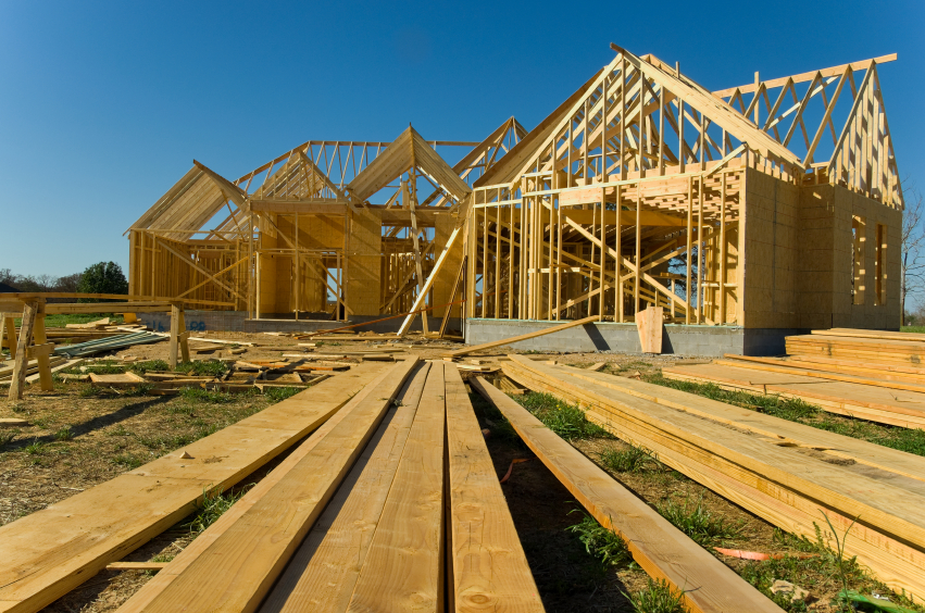 New housing construction forecast for 2015