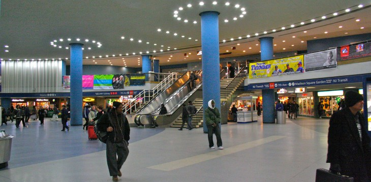 How Penn Station Became a Part of the Metropolitan Transit Authority