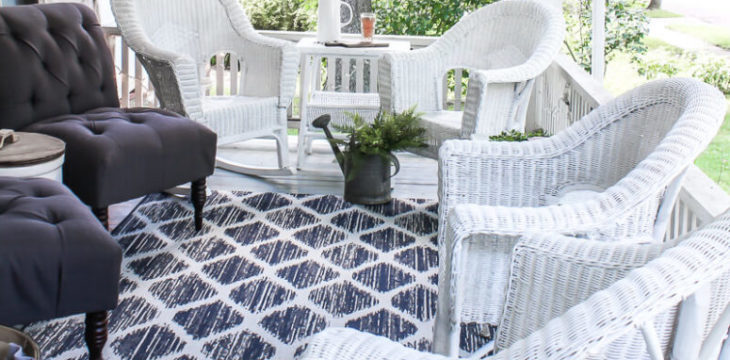 Improve Your Home Decor with Wicker Furniture