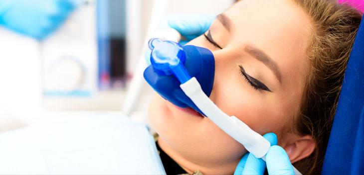 Dentist sedation options